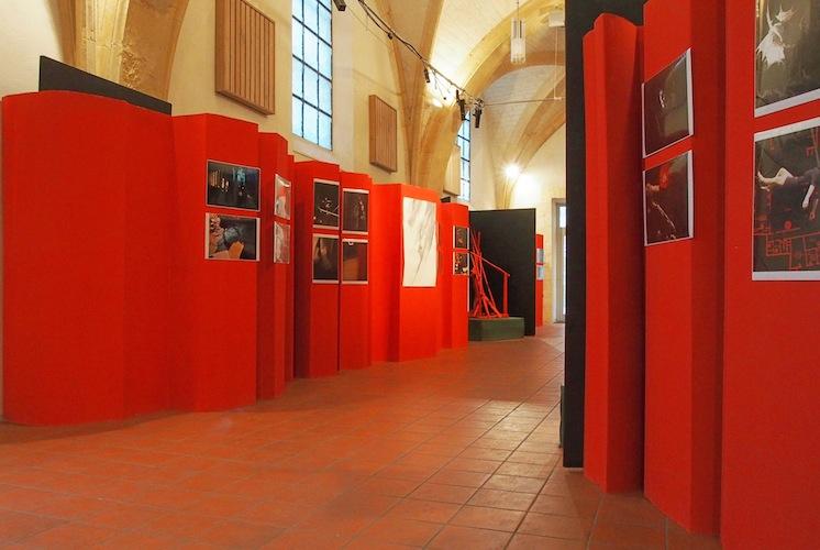 1 Exposition Ta maison de LN Le Cheviller aux CARMES à la Rochefoucauld