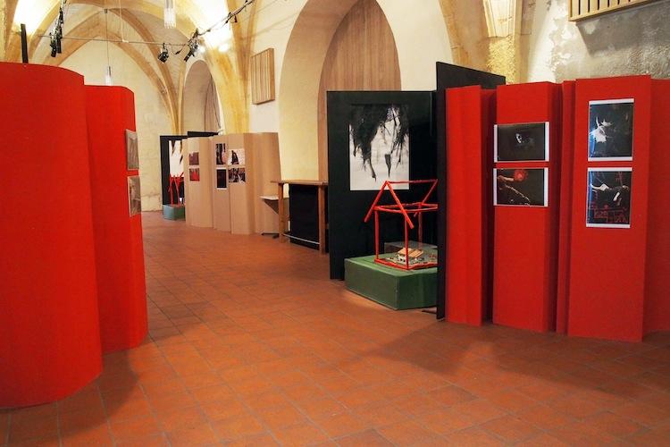 2 Exposition Ta maison de LN Le Cheviller aux CARMES à la Rochefoucauld