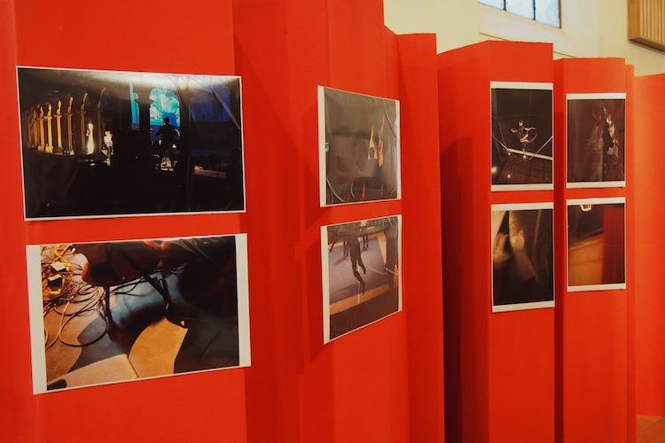 4 Exposition Ta maison de LN Le Cheviller aux CARMES à la Rochefoucauld