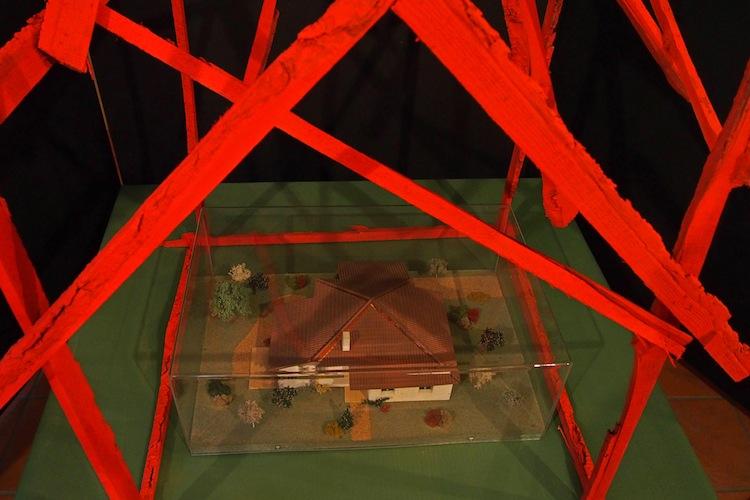 6 Exposition Ta maison de LN Le Cheviller aux CARMES à la Rochefoucauld