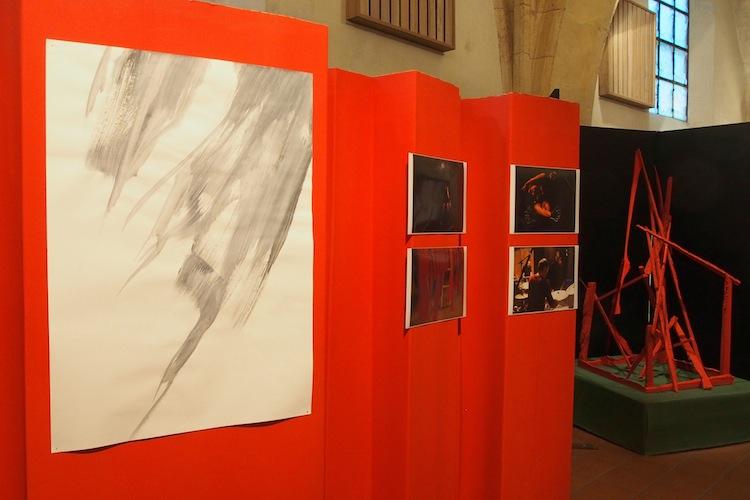 7 Exposition Ta maison de LN Le Cheviller aux CARMES à la Rochefoucauld
