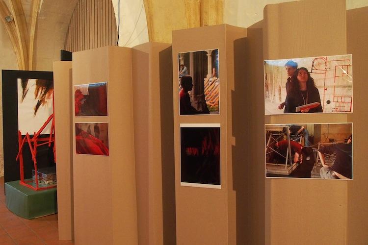8 Exposition Ta maison de LN Le Cheviller aux CARMES à la Rochefoucauld